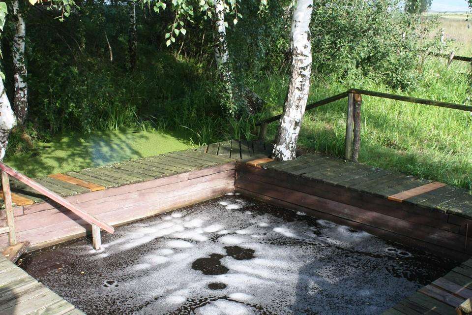 Székelypetőfalvi fürdő