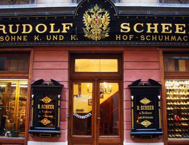 Bécsi üzletportál