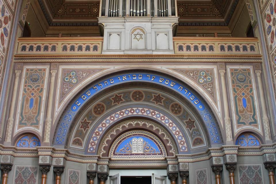 Cion zsinagóga, Nagyvárad