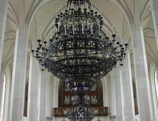 Gyergyóditrói katolikus templom