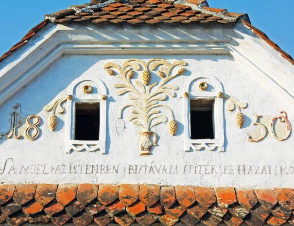 Kálnoky vendégház, Miklósvár