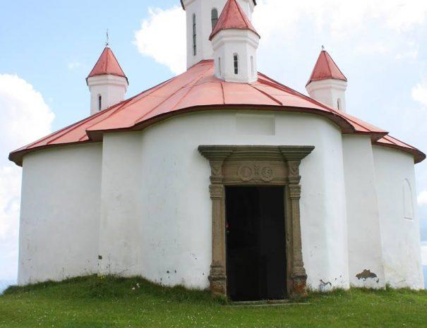 Szent István-kápolna, Kézdiszentlélek