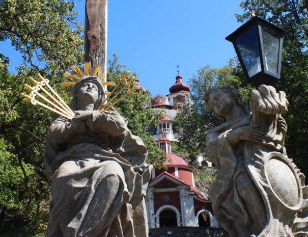 Kálvária, Selmecbánya
