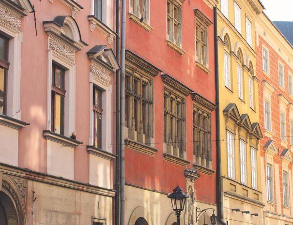 Floriańska utca