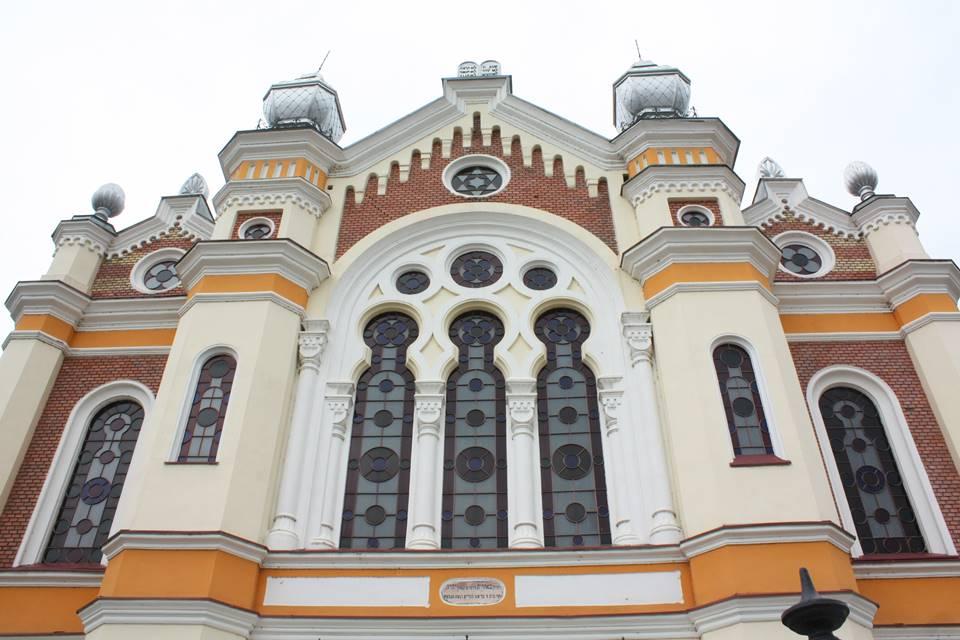 Ortodox zsinagóga, Nagyvárad