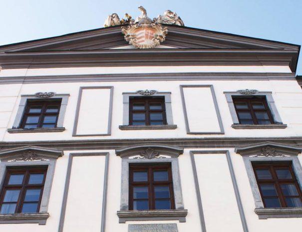 A magyar országgyálés egykori épülete