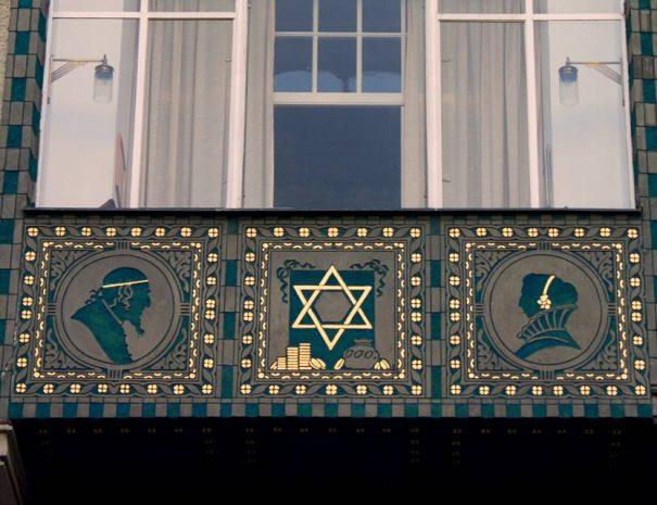 Prágai zsidónegyed