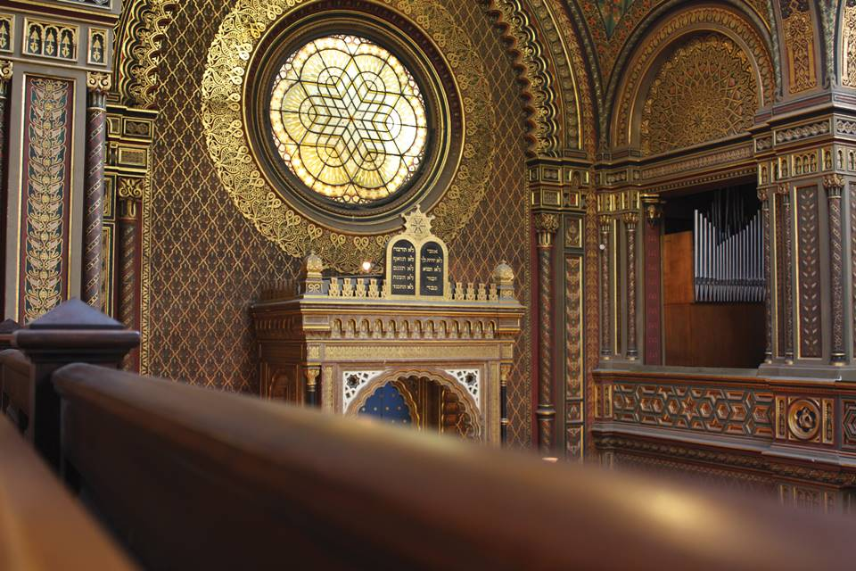 Spanyol zsinagóga, Prága
