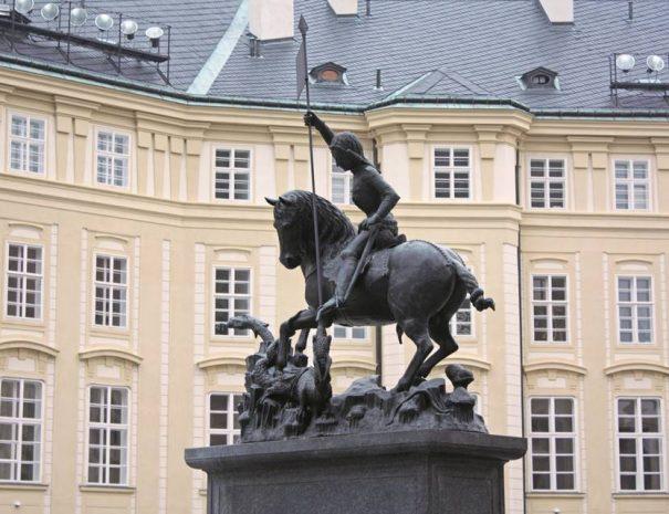 Prága vár