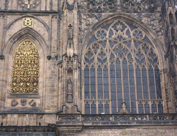 Szent Vitus-székesegyház, Prága