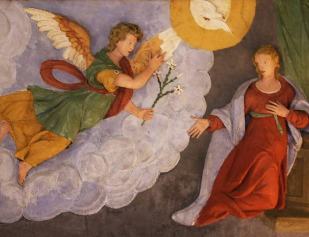 Reneszánsz freskók az Új rezidencia fogadótermeiben