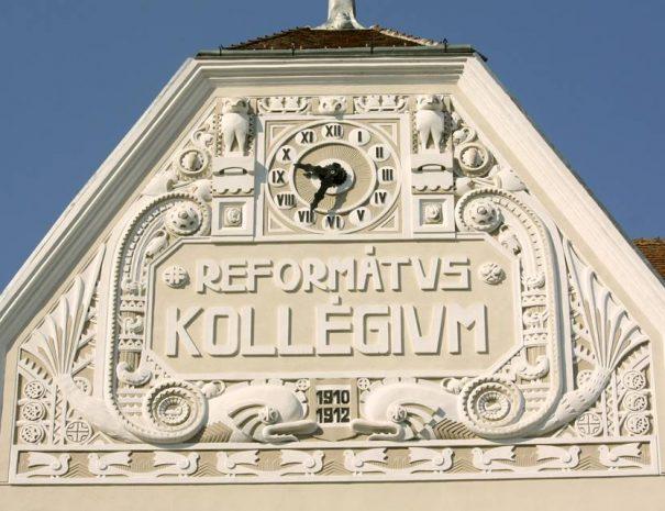 Református kollégium új épülete, Székelyudvarhely