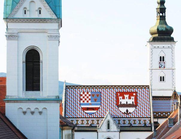 Szent Márk-templom, Zágráb
