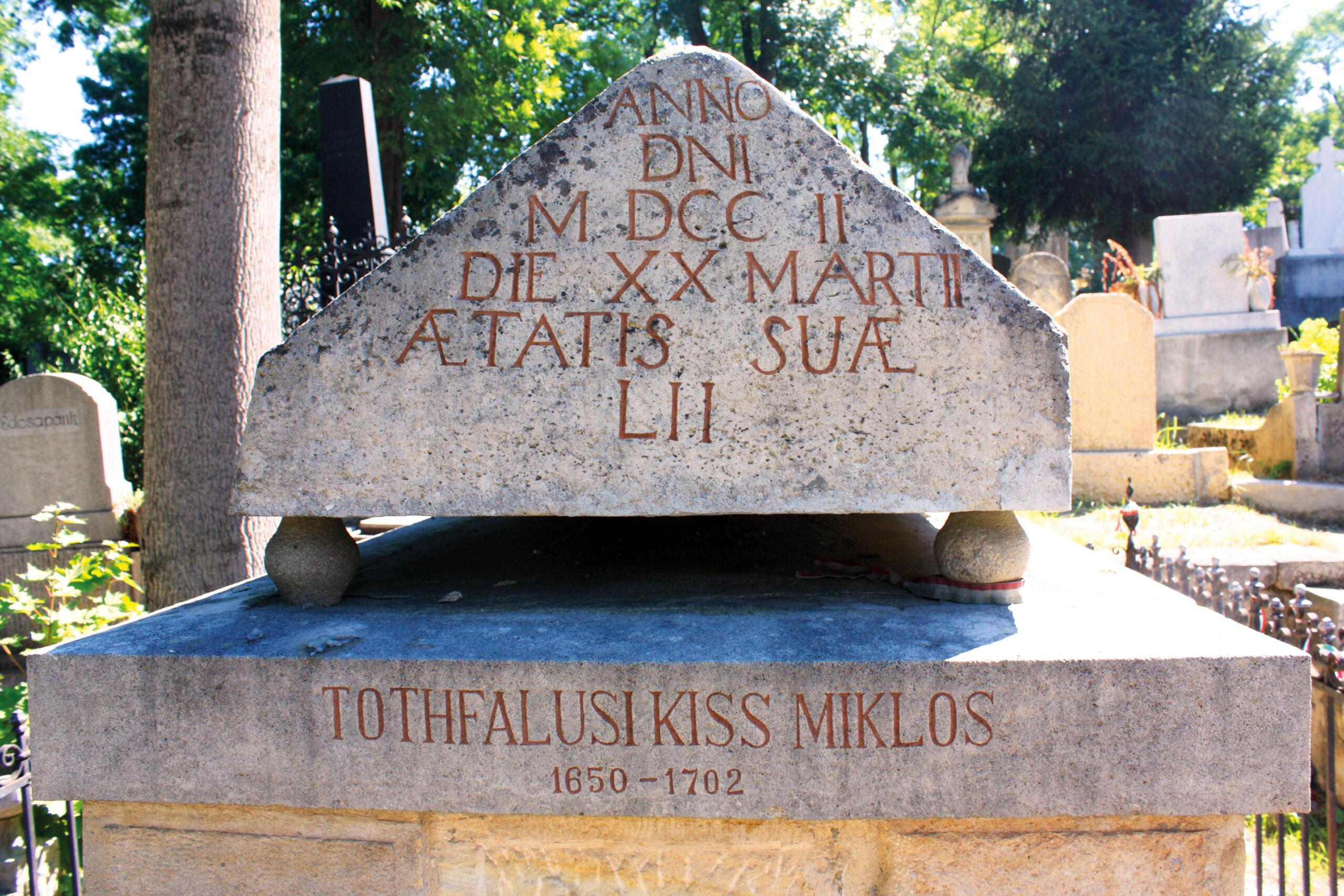 Kolozsvár Házsongárdi temető