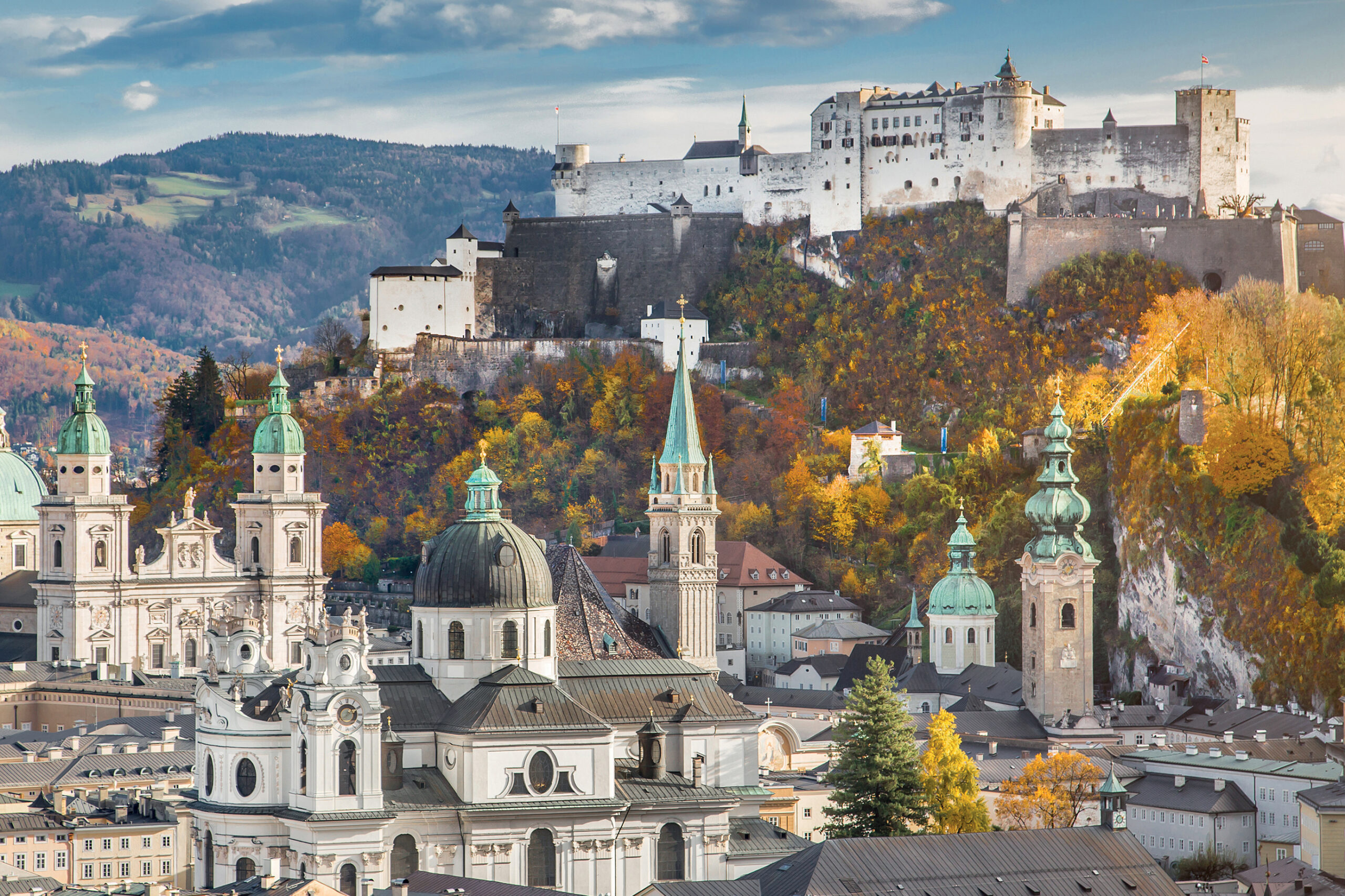 Salzburg hosszú hétvége