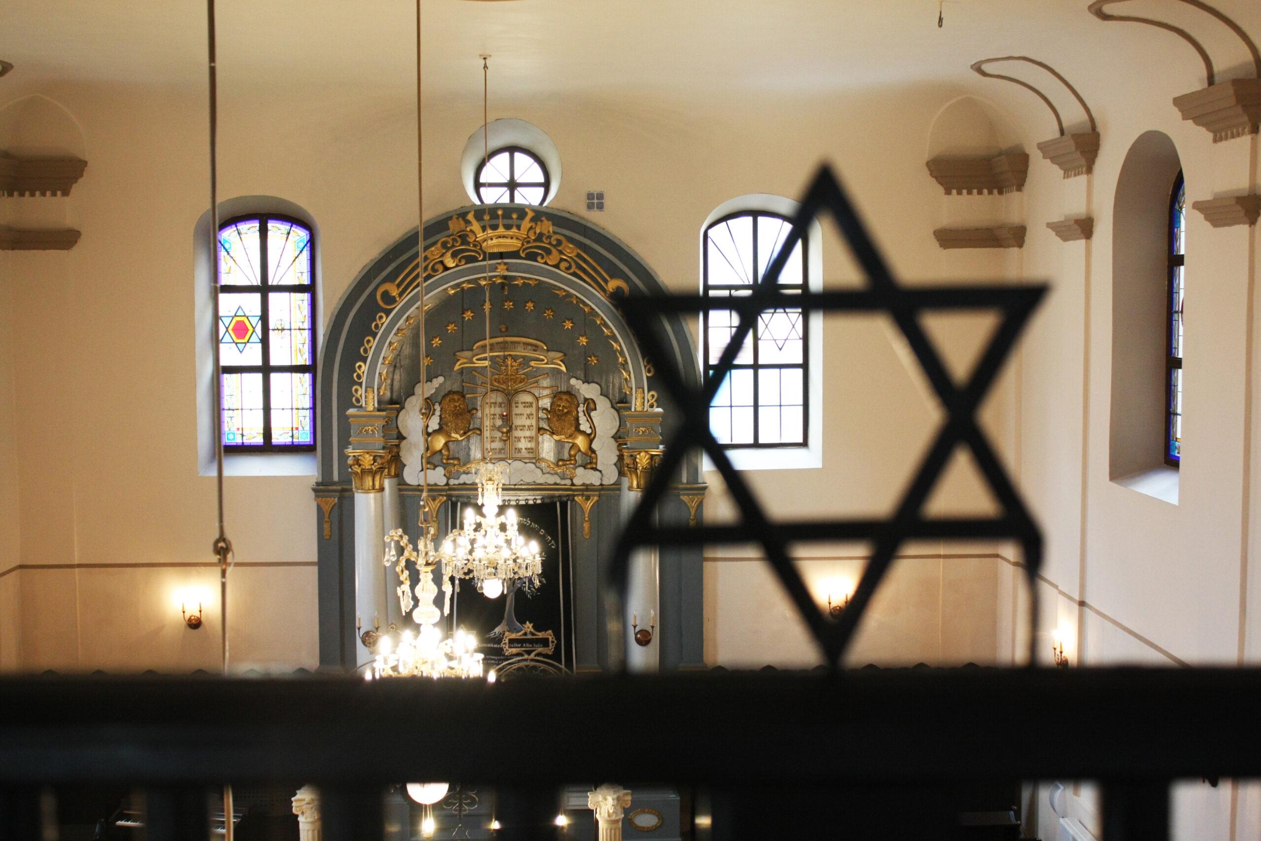 Gyulafehérvári zsinagóga