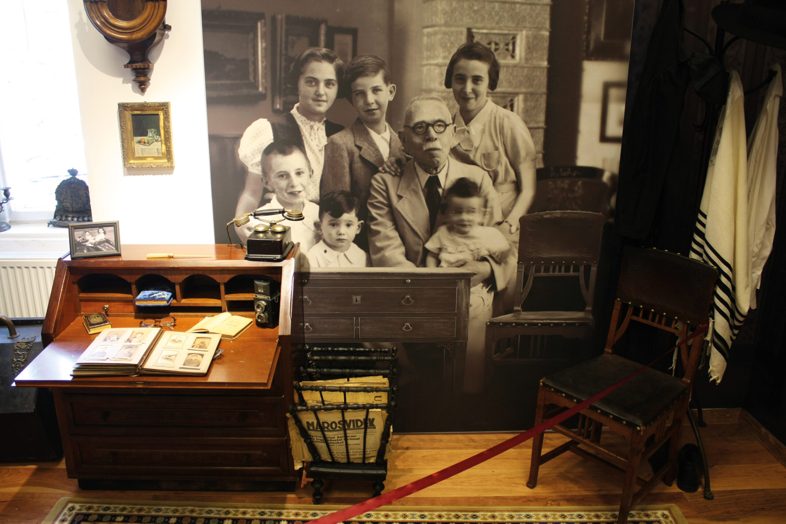 Marosvásárhelyi zsidó múzeum